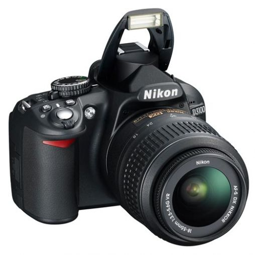 nikon-d3100-flits