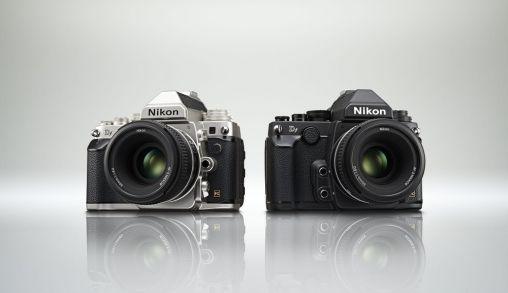 Nikon Df een geavanceerde DSLR in retrostijl