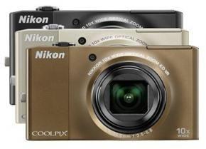Nikon introduceert de dunste 10x zoom camera ter wereld