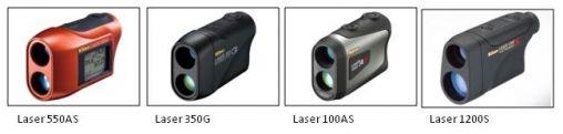 Nikon Laser Rangefinder all