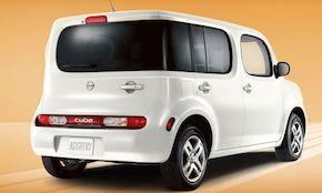 Nissan Cube krijgt Amsterdamse Expositie 'cube cityscape'