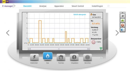 Nuon E-manager 2