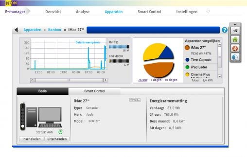 Nuon E-manager7