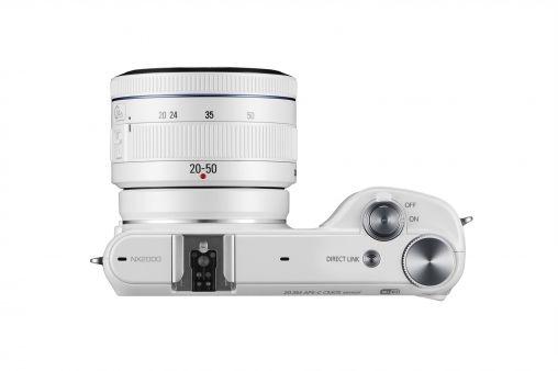 NX2000 White 4