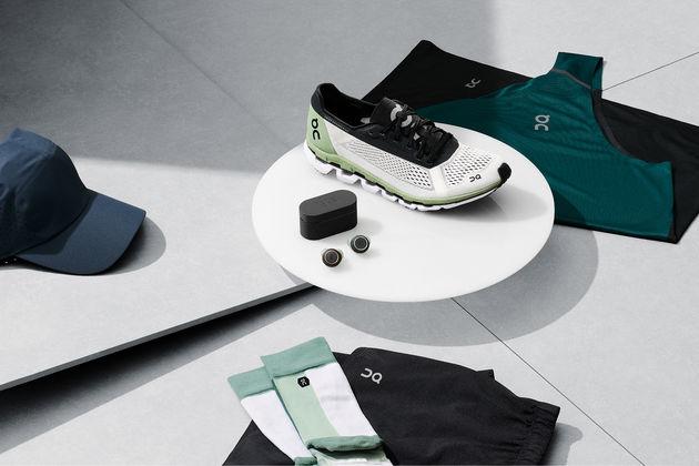 On schoenen hardlopen running kit