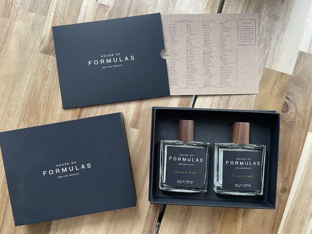 Op maat gemaakt parfum