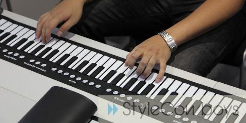 Opvouwbare Piano