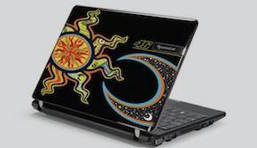 Packard Bell introduceert netbook gesigneerd door Valentino Rossi