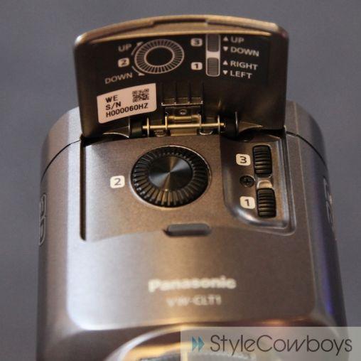 Panasonic 3D 2