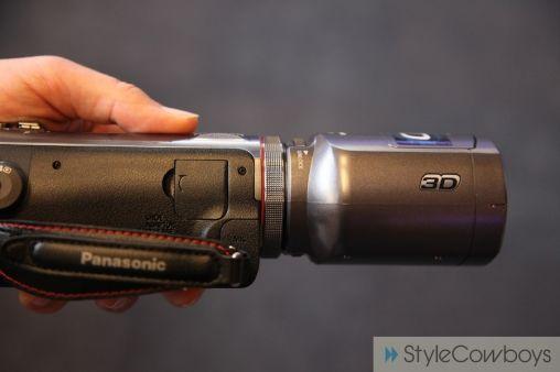 Panasonic 3D 5