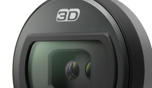Panasonic 3D lens fotocamera