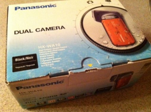 panasonic doos dual camera