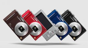 Panasonic introduceert Lumix camera's
