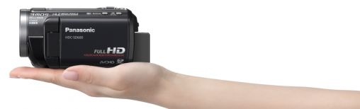 Panasonic introduceert nieuwe 3MOS Full HD camcorder