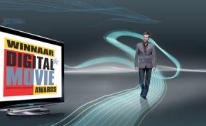 Panasonic ontvangt Twee Digital Movie Awards