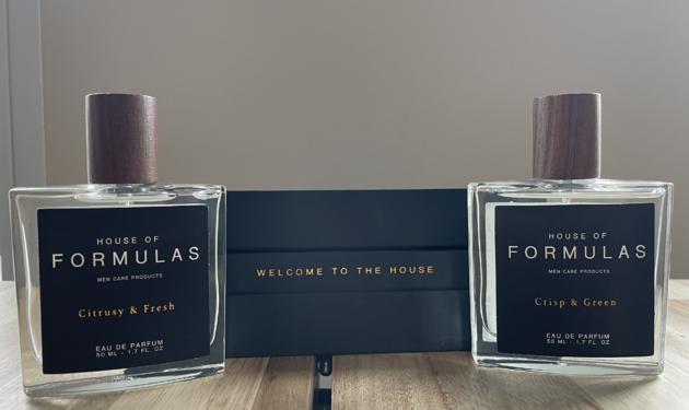 Parfum mannen eau de parfum