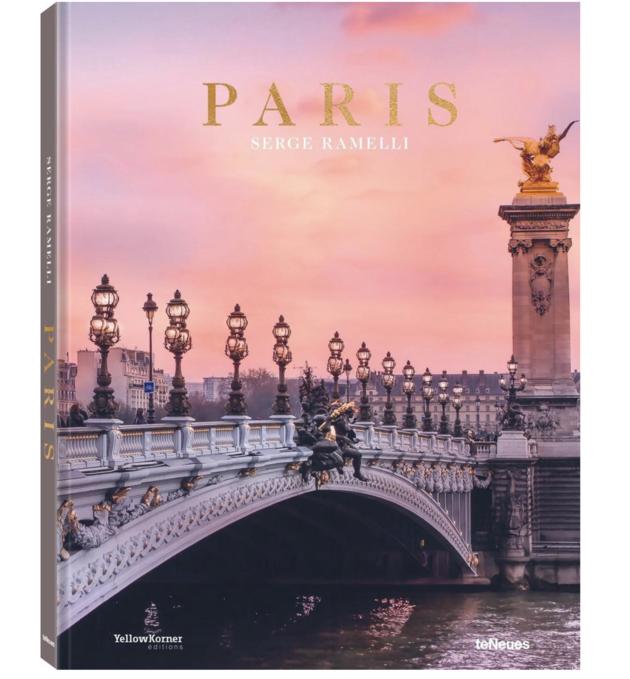 Parijs koffietafelboek