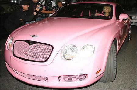 Paris_Hilton_diamond_studded_Pink_Bentley-thumb-450x296