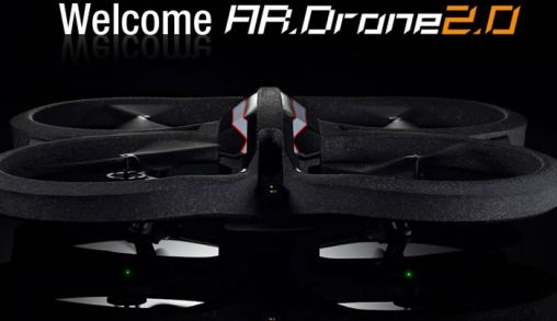 Parrot AR Drone 2.0, toys for boys?