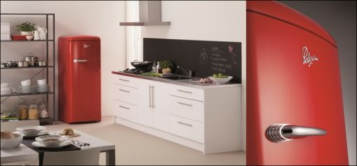 Pelgrim Retro koelkast. Design van toen, techniek van nu