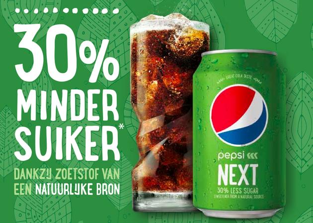 Pepsi-Next-Groen