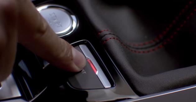 peugeot 308 GTi Sportstand