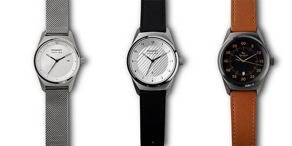 Peugeot since 1810 horloges