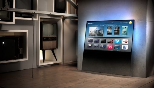 Philips DesignLine nieuw tv-design
