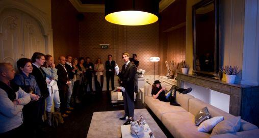 Philips en Rick Engelkes presenteerde het Theater van LivingAmbiance
