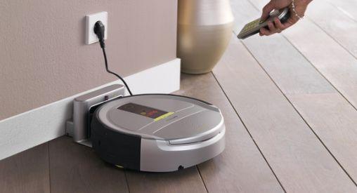Philips HomeRun Robotstofzuiger