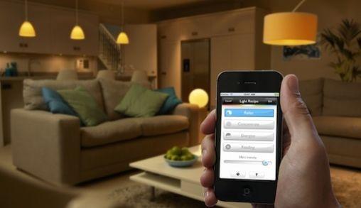 Philips hue – LED-verlichting, bedienbaar met smartphone of tablet