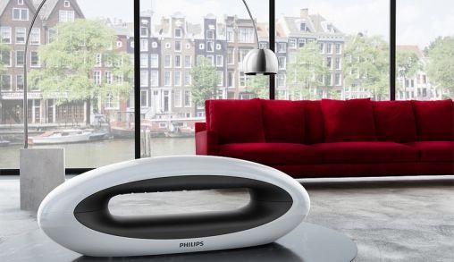 Philips Mira: stijlvolle huistelefoon met moderne uitstraling