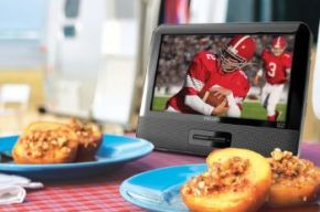 Philips Portable TV PVD900 9-inch