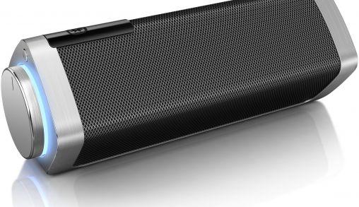 Philips ShoqBox draagbare, draadloze luidsprekers voor onderweg