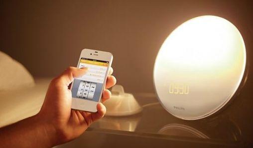 Philips Wake-up light 2012