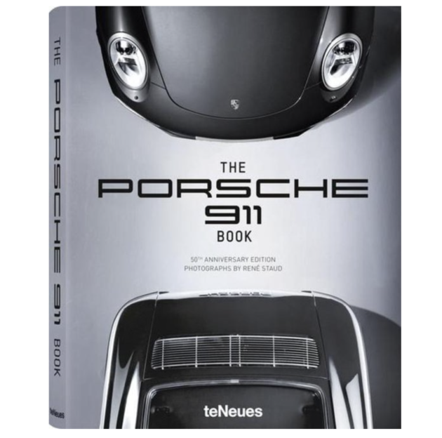 Porsche 911 boek