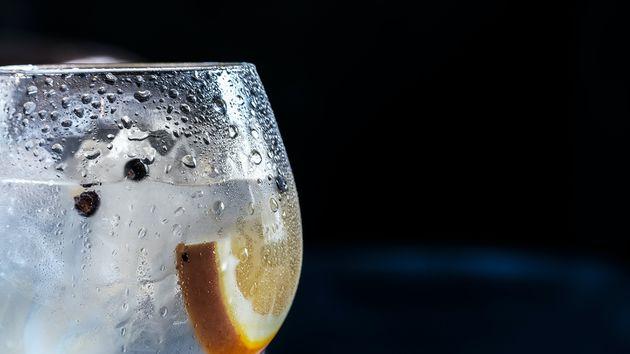 Port tonic drankje