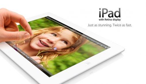 Prijzen 4e generatie iPad (iPad 4)