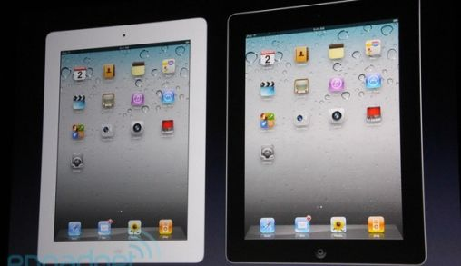 Prijzen iPad 2