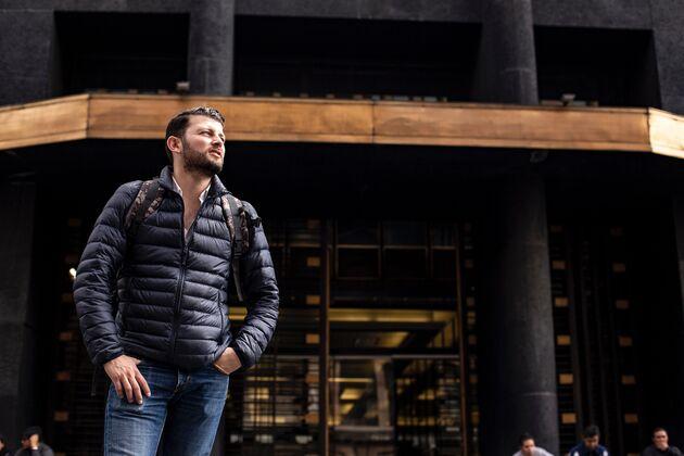 Puffer jacket winterjas trends