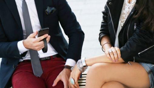 QBracelet, een armband waarmee je je smartphone kunt opladen