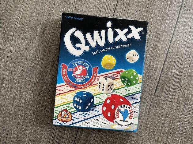 Qwixx spelletjes