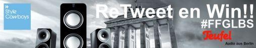 ReTweet en maak kans op PC-Speakerset van Teufel in #FFGLBS
