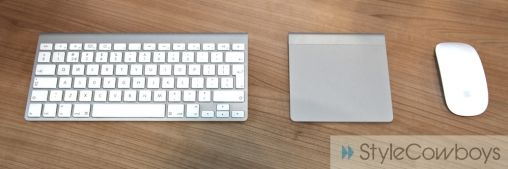 Review Apple Magic Trackpad
