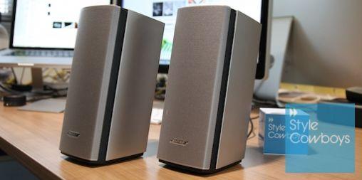 Review Bose Companion 20