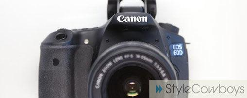 Review: Canon EOS 60D