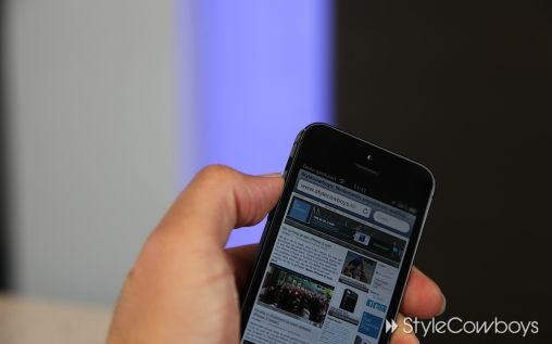 Review iPhone 5 - StyleCowboys 319
