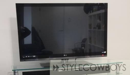 Review LG SL9000 LED-TV