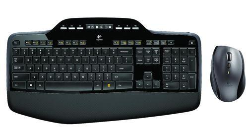 Review Logitech Wireless Desktop MK710