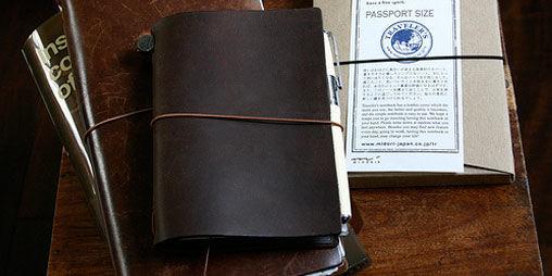 Review: Midori Traveler's Notebook